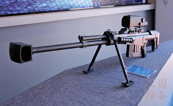 △10式12.7毫米狙击步枪