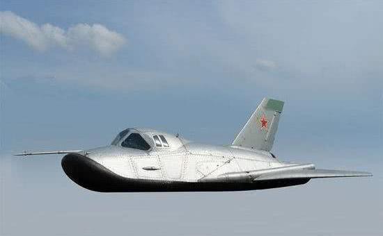 米格105是人类历史上第一款太空战斗机