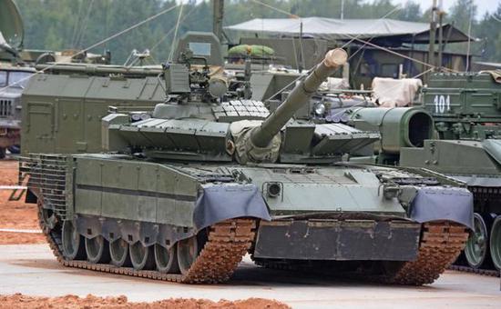 俄罗斯为何推迟量产第四代坦克 翻新30年前老爷战车