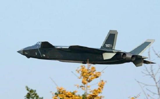 78271 据说这是中国空军第1架歼-20战斗机