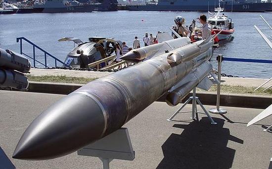 中国还从俄罗斯引进另外一种反舰导弹-KH-31AD