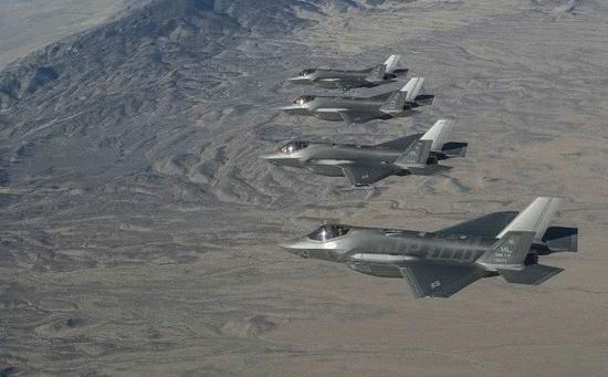 F-35战斗机列装速度已经达到100架/年