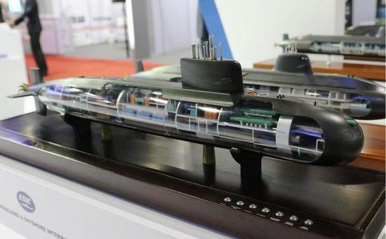 """<b>东南亚也有""""巴铁"""":砸80亿买中国潜艇 获赠2年保修</b>"""