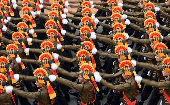 中印冲突中印度精锐部队的素质是什么?