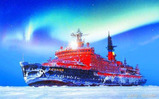 中国造核动力破冰船有何用途?重要性不亚于造核航母