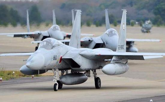 日媒:因改装经费过高 空自F-15J改装计划全面搁浅