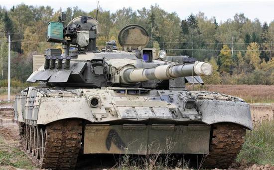 俄陆军的T80也被拿来抵债给了韩国