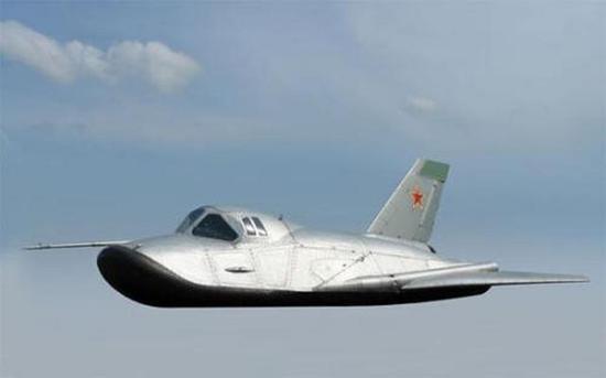 俄国研发的试验空天战机