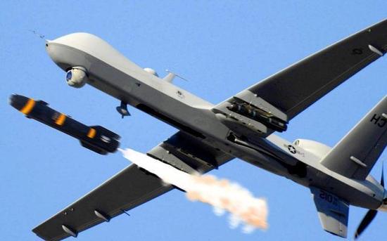 美军无人机海外作战 后方技术支持公司为何要闹罢工