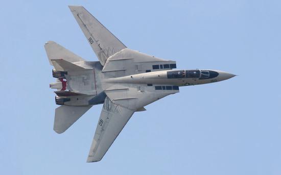 美国和俄罗斯的变后掠翼飞机,根本不是一类东西