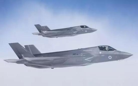 """英国发现F35绝密零件""""中国造"""" 英议员:这令人窒息"""