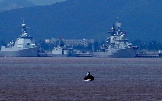 中国现代舰改装后仅相当于加强版054A 地位不升反降