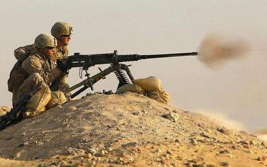 美军现在仍装备这类的武器