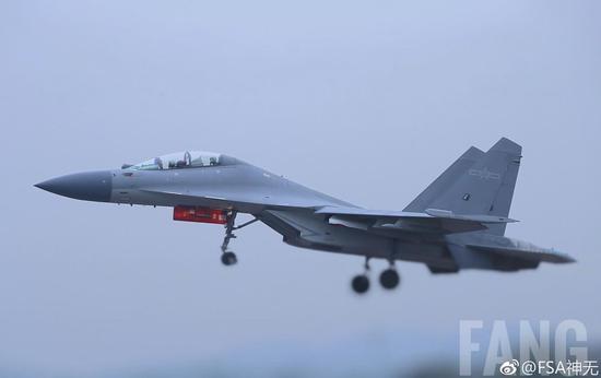 歼16战斗机由于更长的寿命,和更先进的航电和武器,所以服役时间会比较长