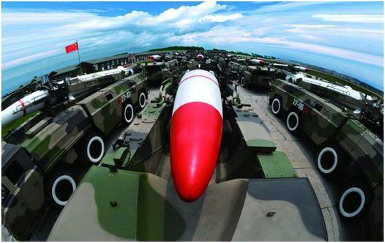 解放军火箭军导弹部队