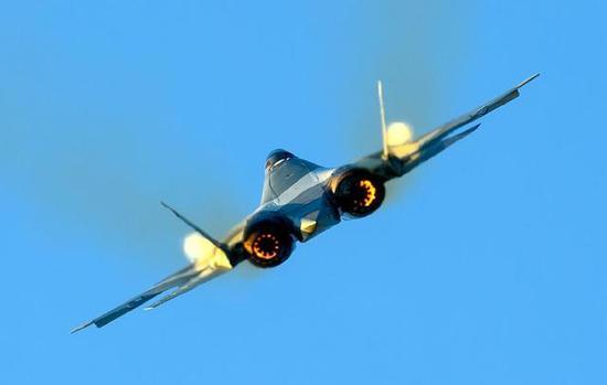 FGFA第五代战机