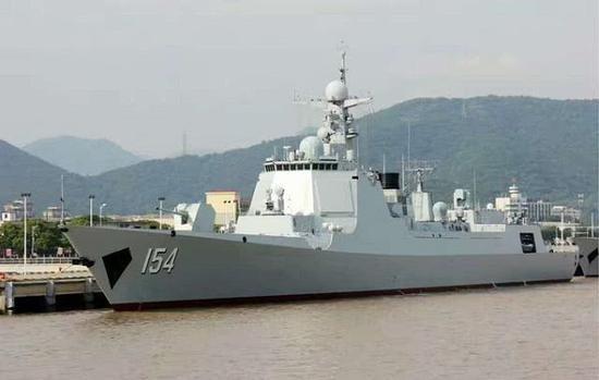 基洛潜艇现代舰曾是中国海军主力 现在已经退居二线