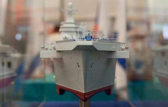 俄海军放弃建造直升机母舰 俄前高