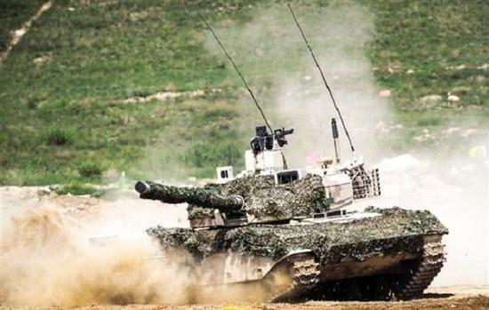 孟加拉将购首批44辆中国VT5坦克 未来或再增购100辆