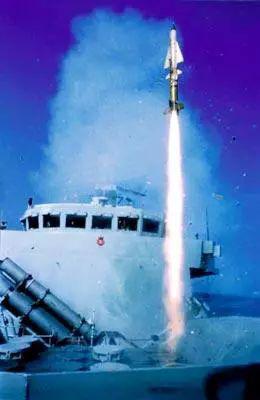 海狼防空导弹和捕鲸叉反舰导弹均非先进了
