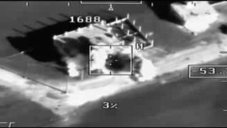 俄国防部视频截图