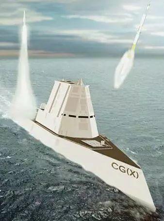 新一代CG(X)巡洋舰提上了紧迫的议程