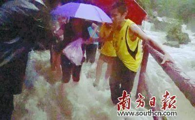 郑平在抗洪救灾中