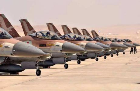 ▲以色列空军实力傲视中东