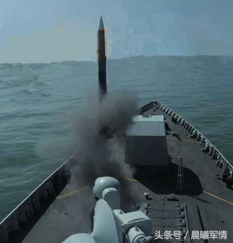 性能全面升级的海红旗9B已成为中国海军055、052D等新锐驱逐舰的标配