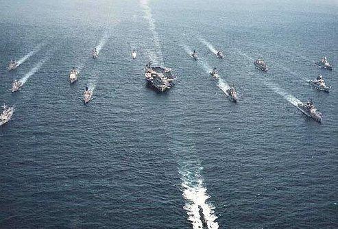 美司令放言将继续巡航南海 中国亮出四款