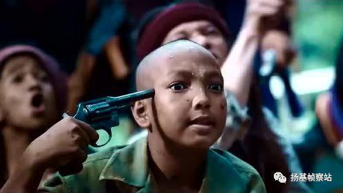 说不定《红海行动》里的少年狙击手也是这么来的