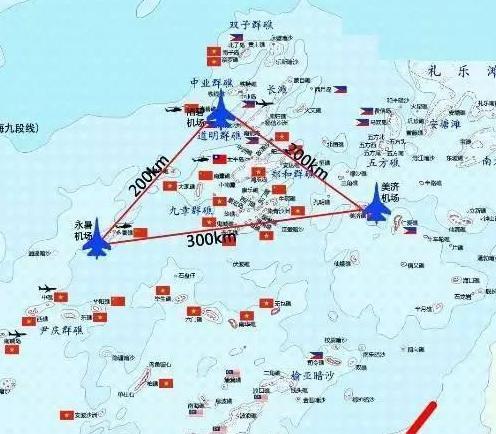 三艘不沉航母将确保中国的海洋权益