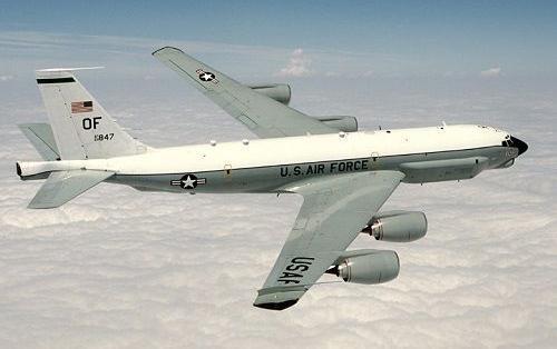 美军RC-135U侦察机