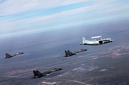 未来中国战略空军将会走得更远