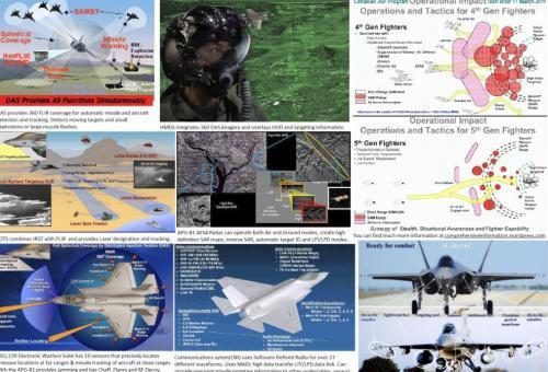 四代机的最大价值是作为隐身的信息节点,这时候它的价值要比仅仅执行轰炸或者空战任务大得多