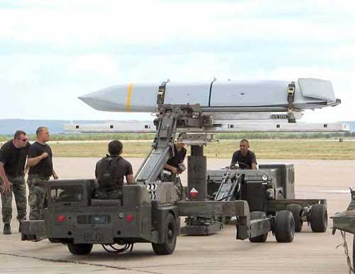 JSM防区外空地导弹