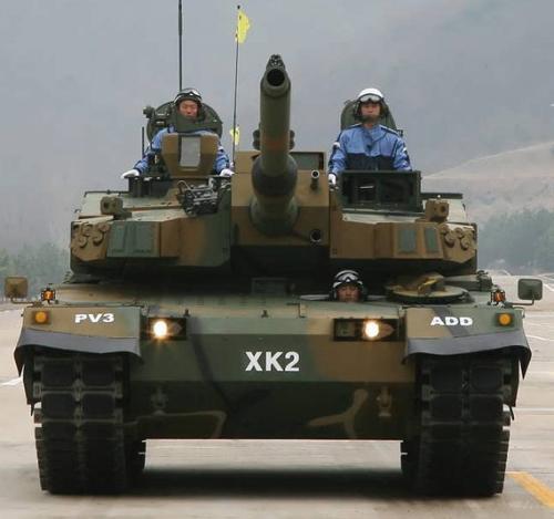 世界主战坦克排名曝光:中国99A排名第10 竟落后韩K2