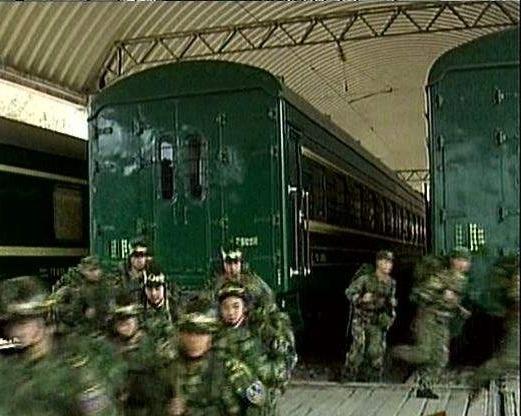 这样的列车在外观上能区分吗?
