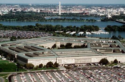 美国国防部(图源:《国会山报》)