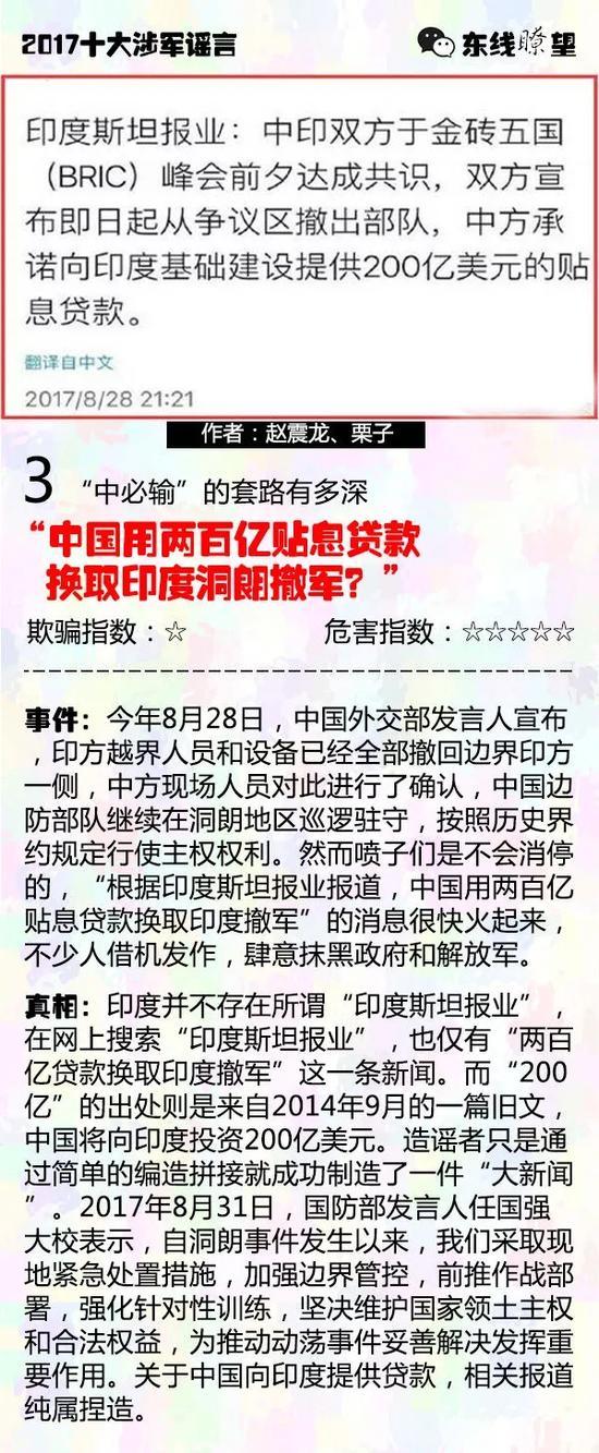 """""""中国威胁论""""的冷饭热炒"""