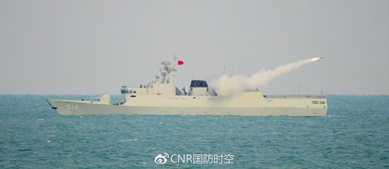 中国海军三大舰队超40艘军舰在东海大规模军演(图)赛尔号打巴斯特