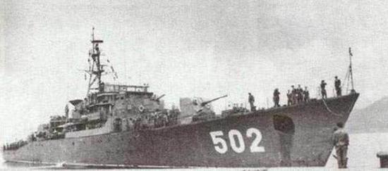 人民海军502舰