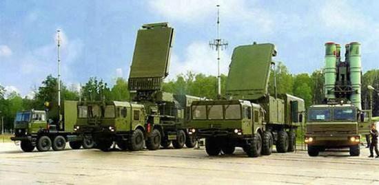 S400导弹和配套雷达