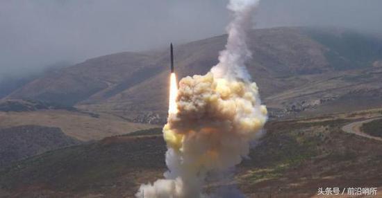 中国一武器试验引发国际关注 此技术只有
