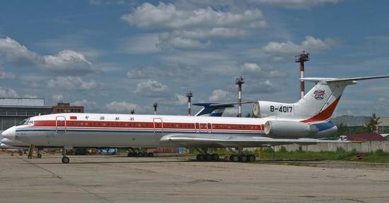 民用图-154M