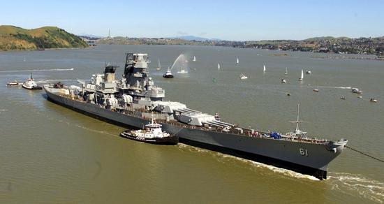 中国电磁轨道炮横空出世大炮巨舰将取代航空母舰?