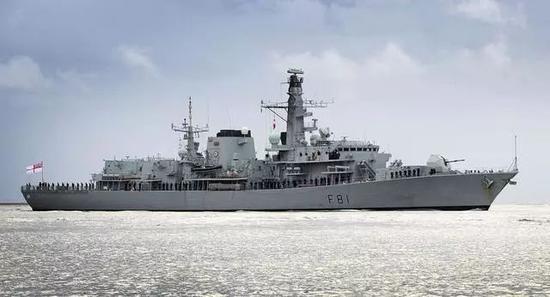 23型护卫舰在世界上已属中等水平