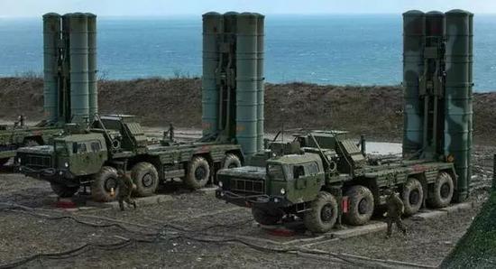 印度正在积极洽购的S-400防空导弹
