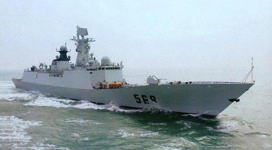 054A护卫舰是俄海军未来的希望
