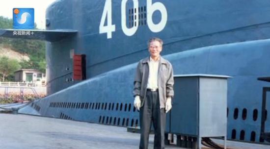 央视首次解密中国核潜艇研制不为人知的故事(图